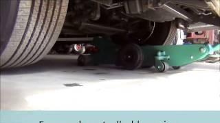 Подкатной гидравлический домкрат для грузовиков 10 тонн COMPAC 10T | Грузовой автосервис(, 2015-03-13T23:00:43.000Z)