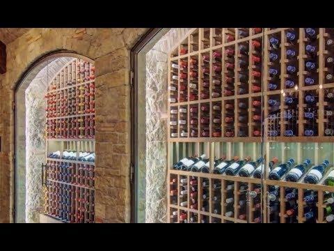 Westlake Village Mansion Includes Own Lake, Wine Cellar And More