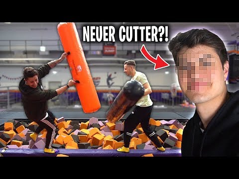 Ist das mein NEUER CUTTER??!! VLOG mit Cutter Bewerber Nummer 2!