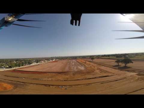 Novare Matola from the sky – July 2016
