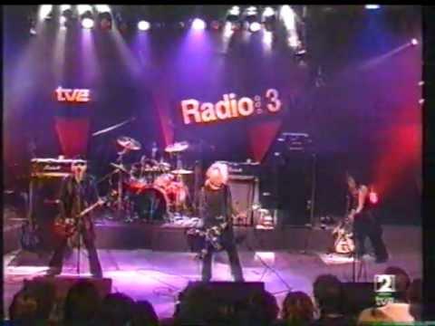 L7 - Live TV 1999 Los Conciertos de Radio 3