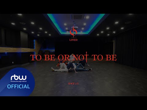 [Choreography] ONEUS(원어스) 'TO BE OR NOT TO BE' 사복 안무 영상