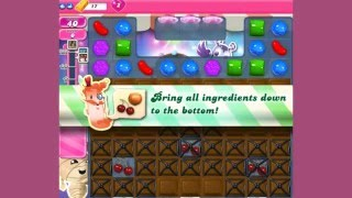 Candy Crush Saga Level 1410  -  no boosters