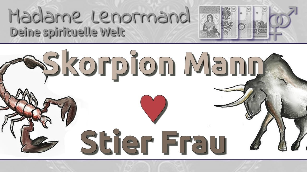 Skorpion Mann Und Schütze Frau