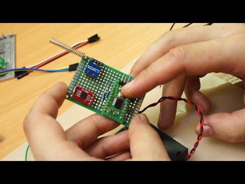 Беспроводной термодатчик для метеостанции на Arduino своими руками
