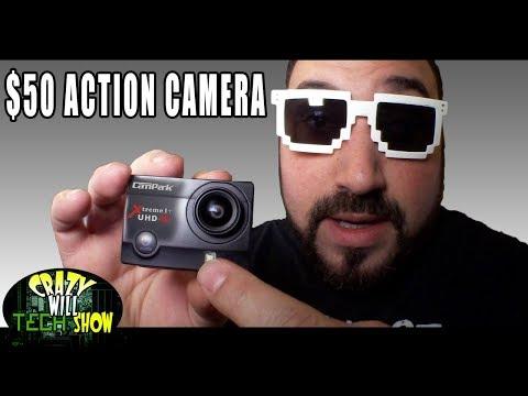 $50 Go Pro alternative, Campark ACT74 Action Camera