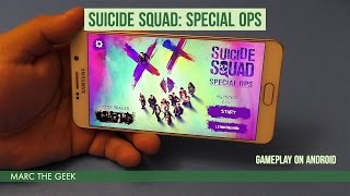 Suicide Squad: Special Ops Android Gameplay