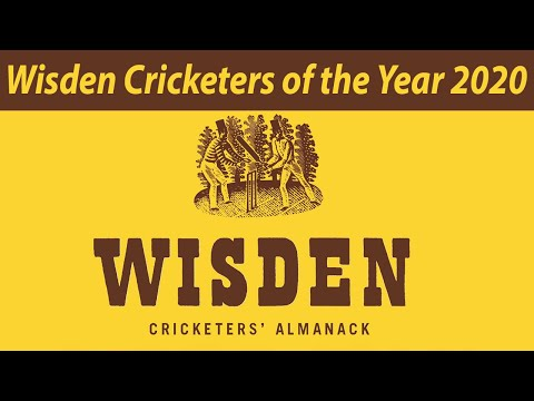Wisden Cricketers of the Year 2020
