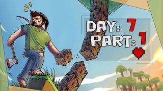 Turning table, Blast furnace, нововведения IC2. День 7, часть 1. Minecraft - Direwolf20.