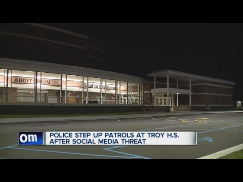 Social media threat implies shooting at Troy HS