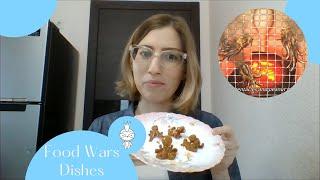 Food Wars Taste Test - Trying DISGUSTING Foods from Shokugeki no Soma