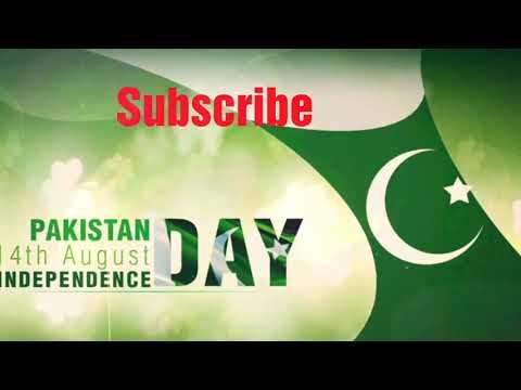 Pakistan independence day 2019 || jashan e azaadi || 14 august 1947 ||  pakistan day