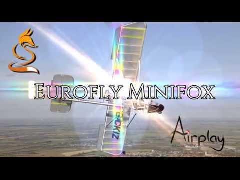 Eurofly Minifox SSDR microlight
