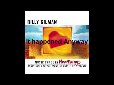 Billy Gilman - It happened anyway