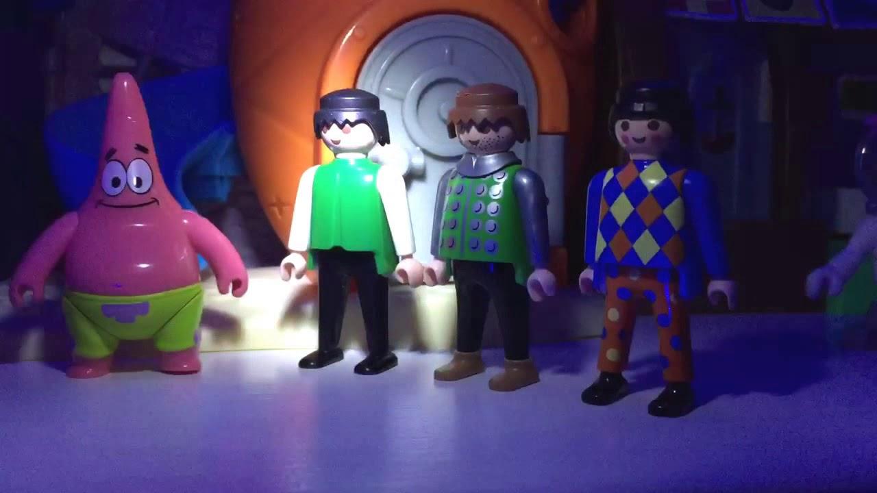 The Imaginext SpongeBob Musical -Super Sea Star Savior
