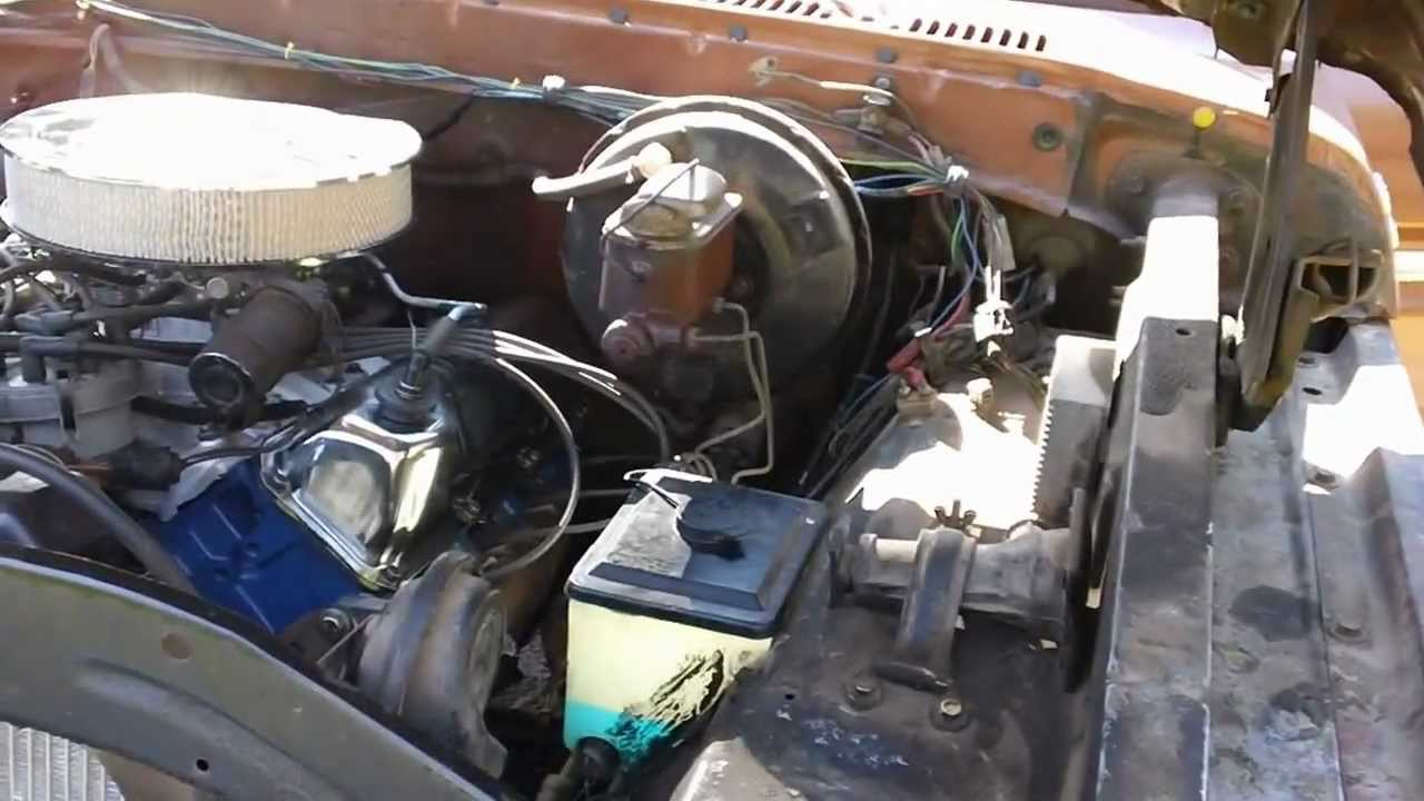 Ford 400 Engine Rebuild Youtube