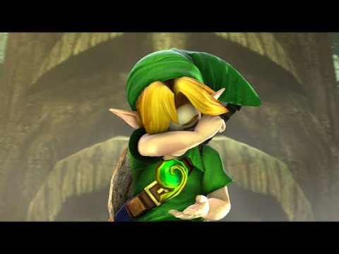 A Zelda Animation Father's Last Words