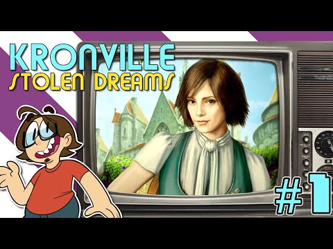 HIDDEN OBJECTIVES - Kronville: Stolen Dreams |