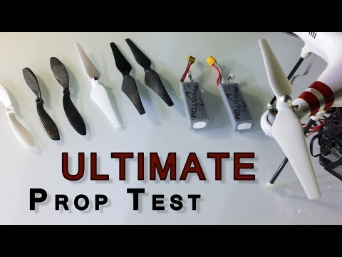 Choosing Props for your DJI Phantom Part 1