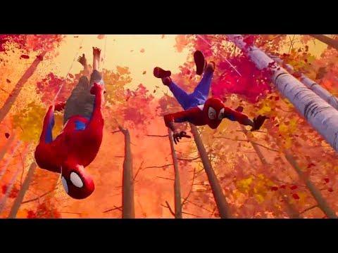 'Spider-Man: Into The Spider-Verse' Official Full online (2018)   Shameik Moore, Mahershala Ali
