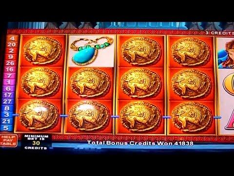 konami solstice gold slot machine