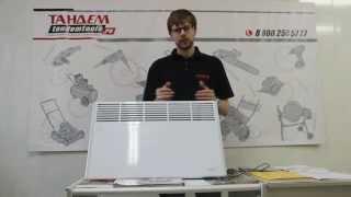 Обзор теплового конвектора Neoclima