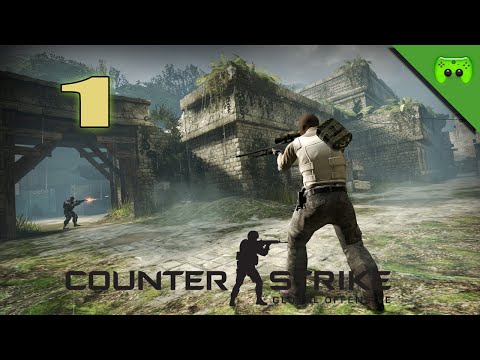COUNTERSTRIKE im Battle # 1 «»  Let's Play Counterstrike GO | Full HD