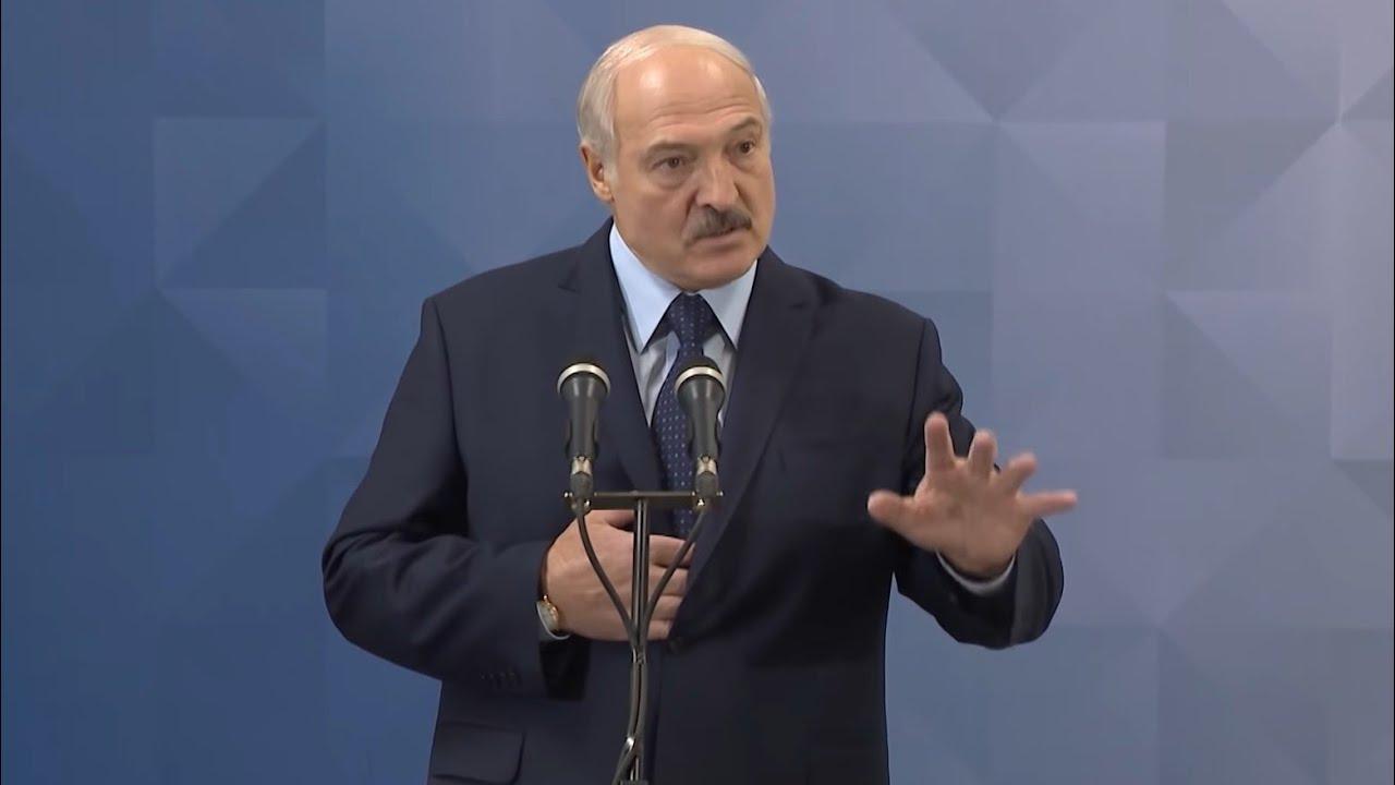 Лукашенко: демагогия, конспирология и попрошайничество