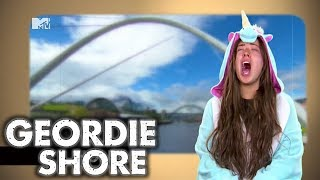 GEORDIE SHORE SEASON 8 - WORLD WAR 3!!! | MTV
