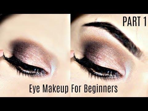 Beginner Eye Makeup Series Week
