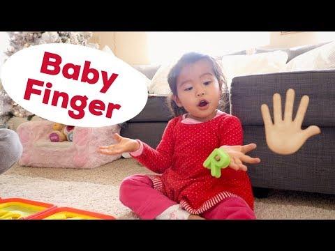 Family Finger Song | The Mongolian Family