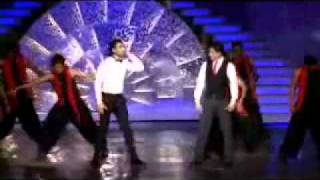 GiMA Awards 2011 - Shahrukh & Ranveer Performance On Chal Chayan