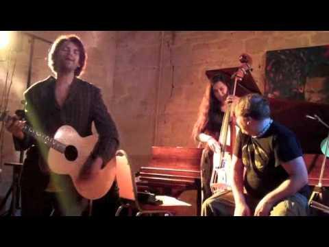 Guillemots play Made Up Lovesong No.43, at Ashley Wood Acoustic Arts Festival 2012