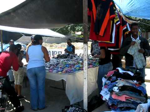 Ferria- Street Market in Dominican Republic