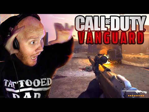 TIMTHETATMANS PLAYS CALL OF DUTY VANGUARD FOR THE FIRST TIME.. *EXCLUSIVE GAMEPLAY*