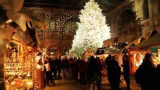 19. Zürcher Christkindlimarkt im Hauptbahnhof