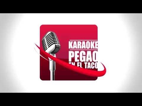 VISUAL KARAOKE PEGAO EN EL TACO RADIO CAROLINA