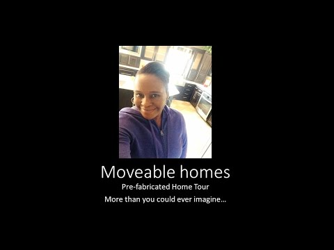 Moveable Model Home Tour – Tips & Trips Video #10