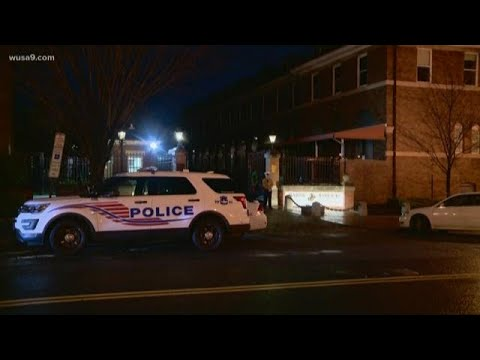 Shooting reported at Marine barracks in DC