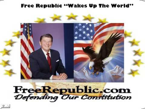 "Free Republic ""Wakes Up the World"""