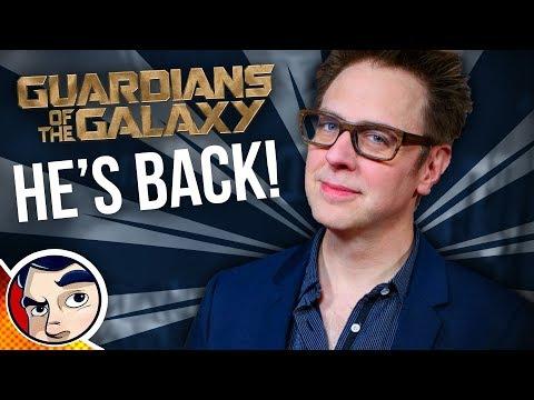 James Gunn Is Back At Marvel? ITS A CONSPIRACY! - Comics Experiment