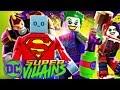 BRICK RIGS BOB JOINS THE JUSTICE LEAGUE! (Chapter 6) Lego DC Super-Villains Gameplay Walkthrough