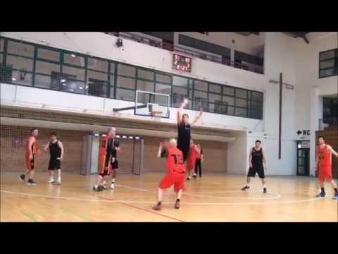 CroHoops Division I 2017/18 Rnd.22 - Građevinski fakultet vs. Jankomir Transformers