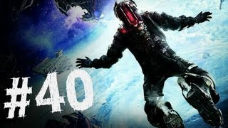 Dead Space 3 Gameplay Walkthrough Part 40 - A Strange City - Chapter 17 (DS3)