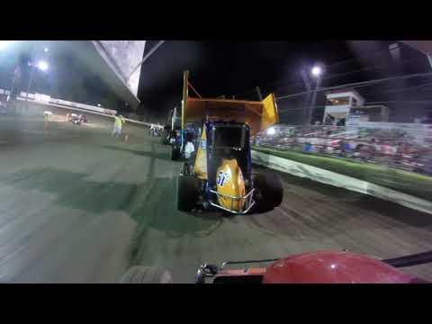 Port City Raceway 8-24-19 Sportsman A-Feature - BREE