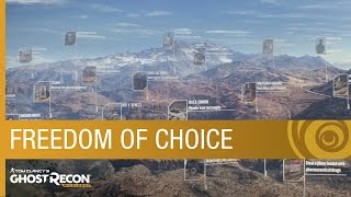 Tom Clancy's Ghost Recon Wildlands: Freedom Of Choice [US]