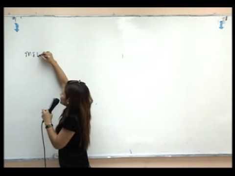 ตัวอย่างการสอน คณิตม.4เทอม1 อ.อุ๊จัง