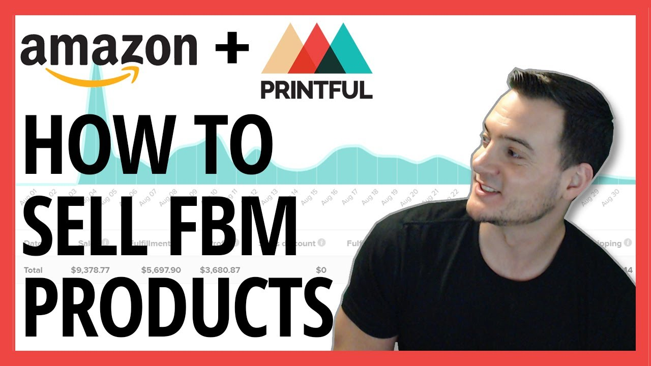 Printful Amazon Integration (2020) How To Sell FBM POD Products Using Seller Central