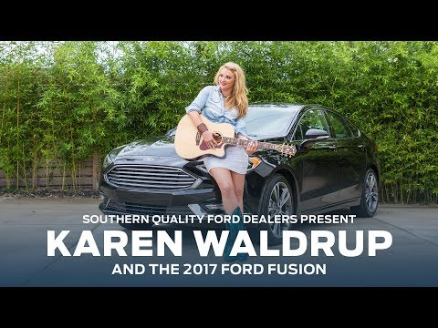 Southern Quality Ford Dealers Present Karen Waldrup