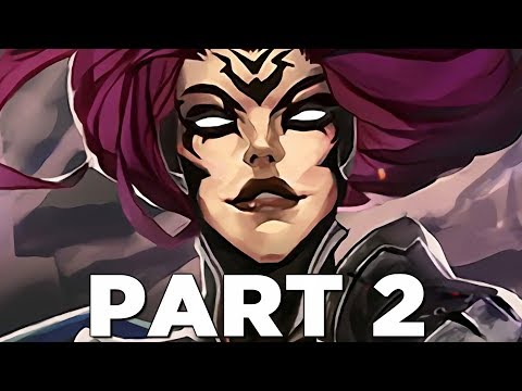 DARKSIDERS 3 Walkthrough Gameplay Part 2 - WRATH (Darksiders III)